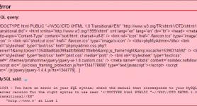 I Solved It: MySQL #1064 Error in WordPress Migration