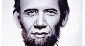 I LUV ABRAHAM OBAMA