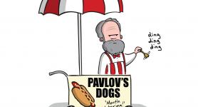 我不是巴甫洛夫的狗