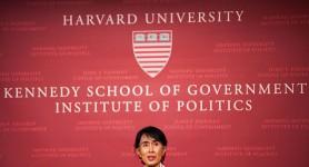 哈佛政課筆記一.美人不談民主