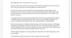 一封致總統的公開信